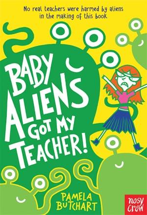 Baby Aliens Childrens Book