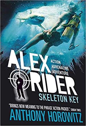 alex rider skeleton key book 3 our reading den