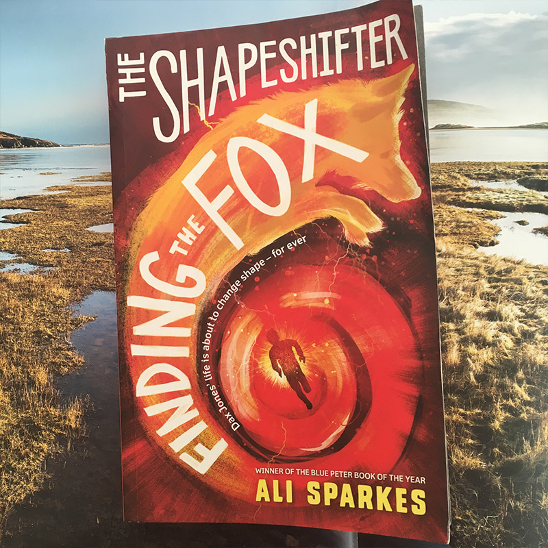 The Shapeshifter by Ali Sparkes