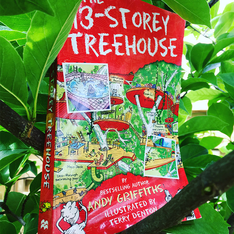 The 13 Storey Treehouse by Andy Griffiths