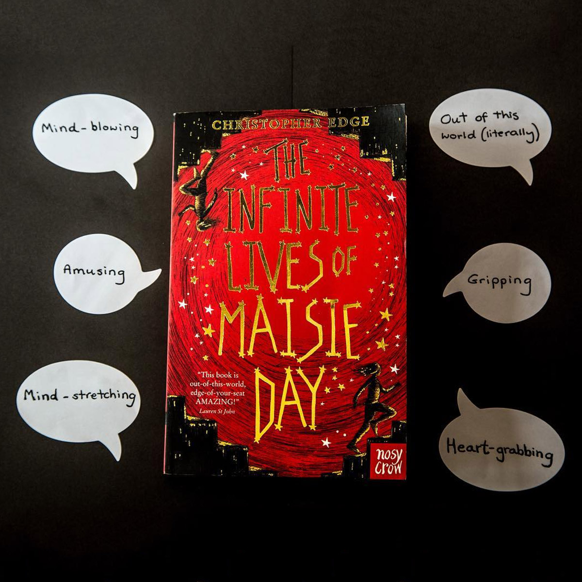 The Infinite Lives of Masie Day by Christopher Edge