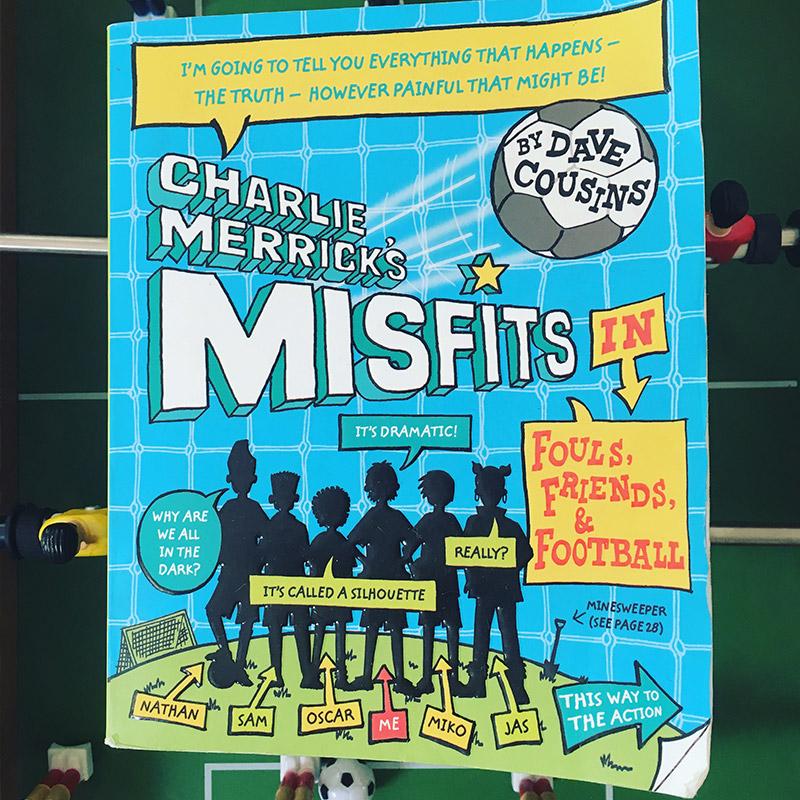 Misfits by Charlie Merricks