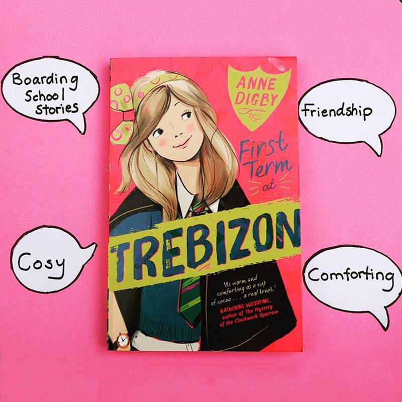 Trebizon Childrens Book