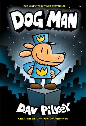Dogman Childrens Graphic Novel