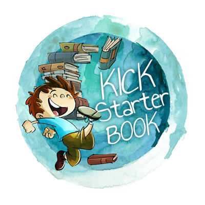Kickstarter Books for Kids